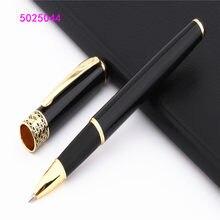 Luxo alta qualidade 429 Black Red Cor Escola estudante escritório Rollerball caneta Medium Nib Novo