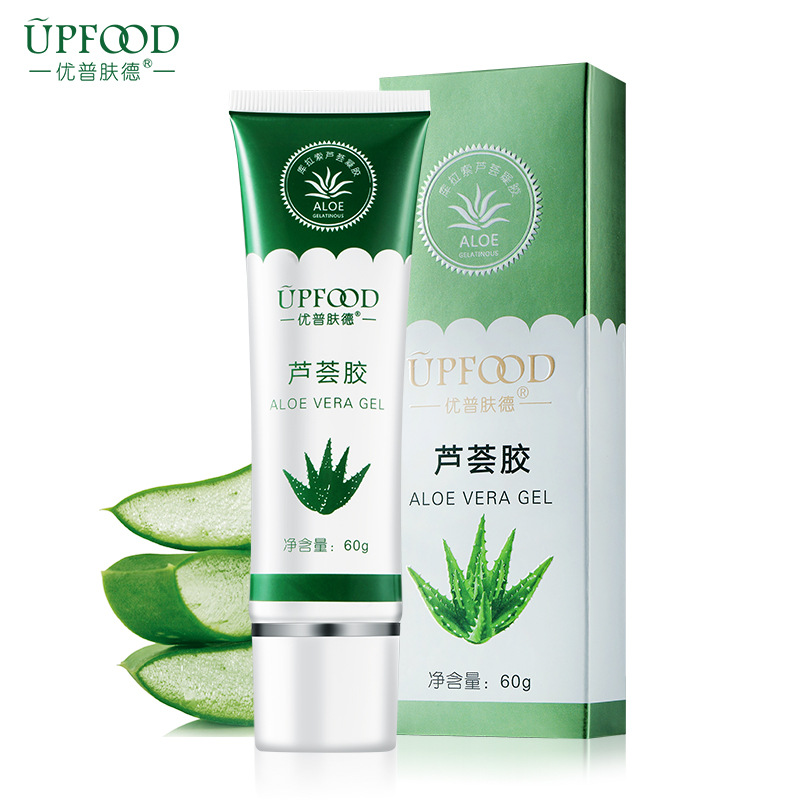 Aloe Vera Gel Skin Care After Sun Repair Cream Moisture Oil-control Whitening Smoothing Lotion Anti-wrinkle Nourishing Cream