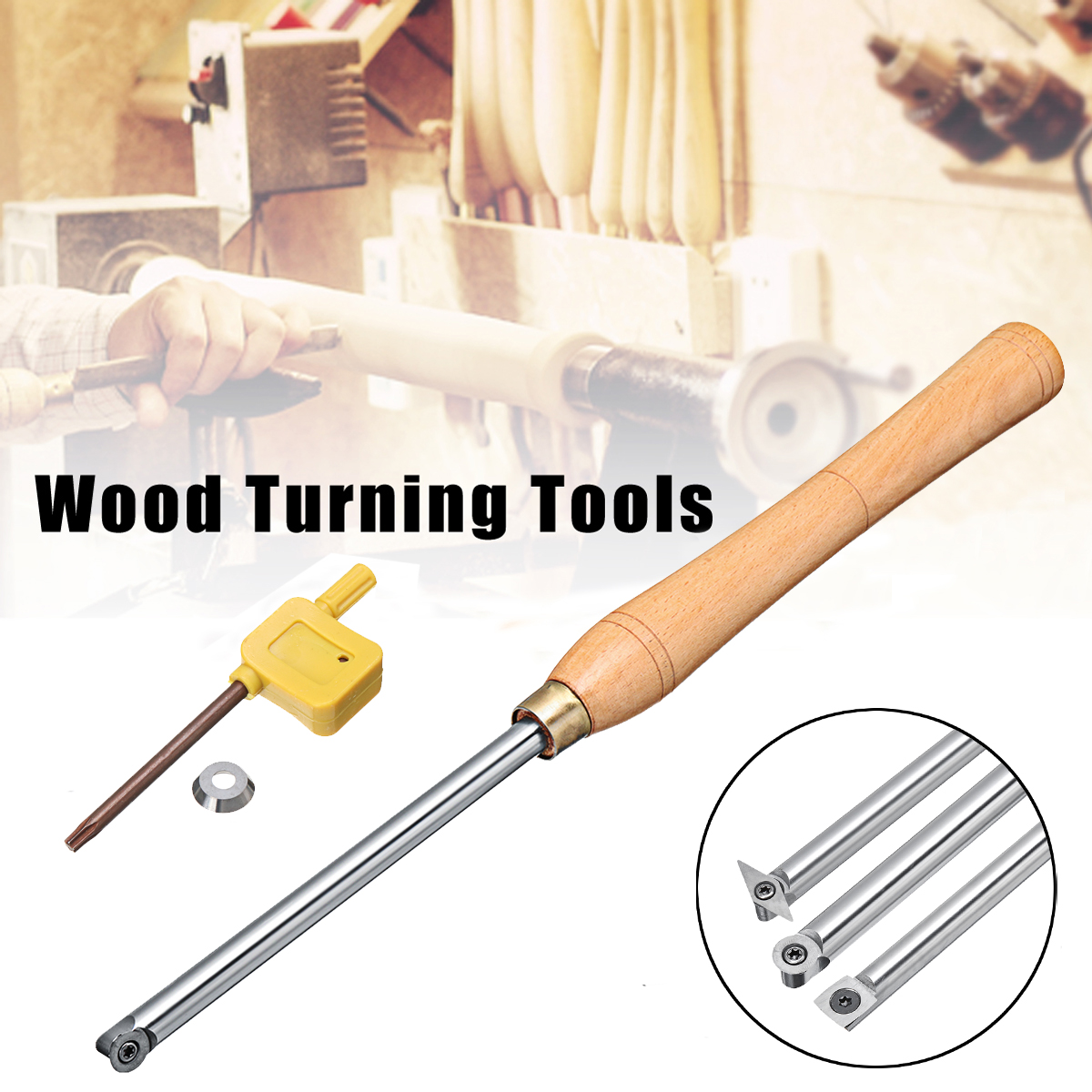 Wood Turning Carbide Tools Carbide Lover Tools Straight Set Diamond Round Or Square Carbide Tipped Woodworking Tool цена