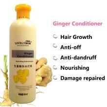 Ginger Hair Conditioner Nourishing Moisturizing Repair Hair Care Scalp Treatment 500ml