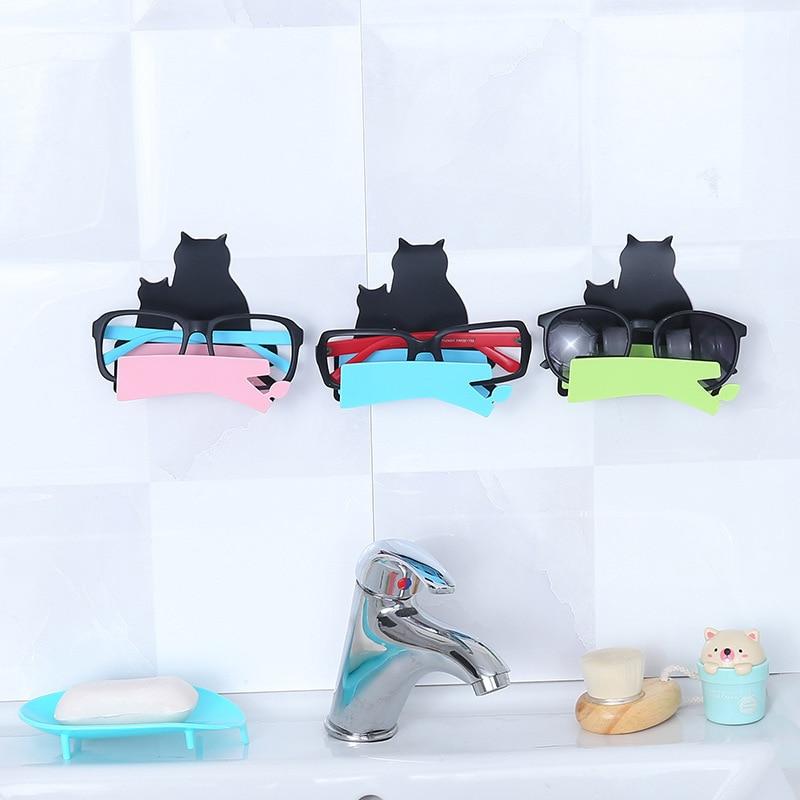 New Owl Sundries Frame Shower Room Cosmetics Sundries Pylons Box Kitchen  Accessories Organizer Makeup Organizer Useless Box