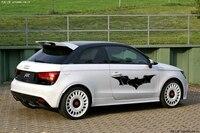20.5 см x 60 см Бэтмен Эволюция летучие мыши автомобиля Стикеры для автомобилей сбоку, грузовиков окно, авто внедорожник двери каяк виниловая н...