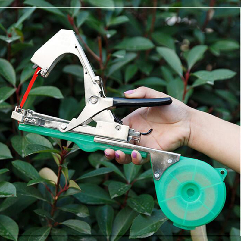 Prostormer Plant Branch Hand Tying Machine Garden Tool Tied stick machine Pruning Tools  ...