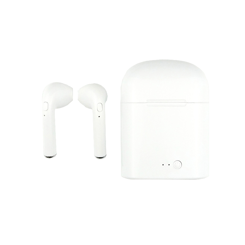 Portable Wireless  Bluetooth Earphones With Charging Box mini bluetooth Airpod Alternative 1