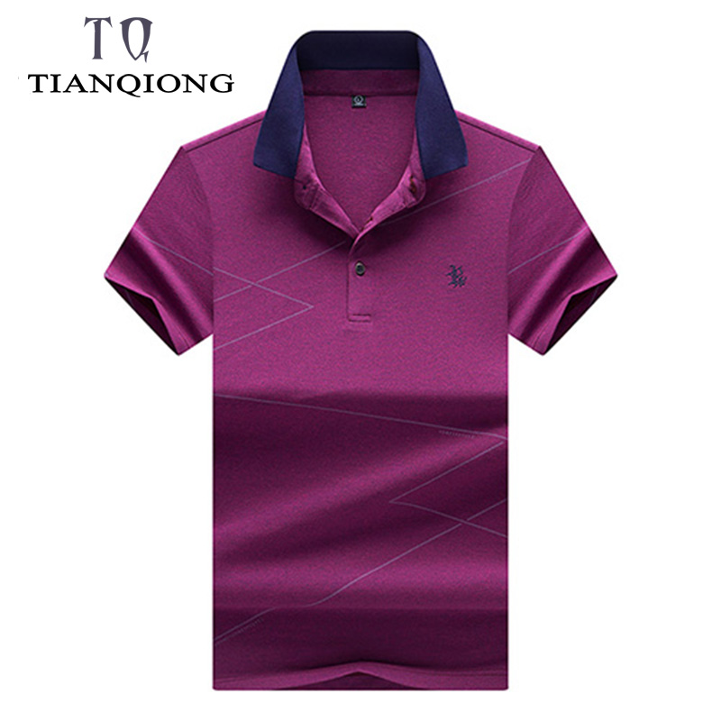 High Quality Tops&Tees Men's   Polo   Shirts Business Men Brands   Polo   Shirts 3D Embroidery Turn-down Collar Mens   Polo   Shirt 9090