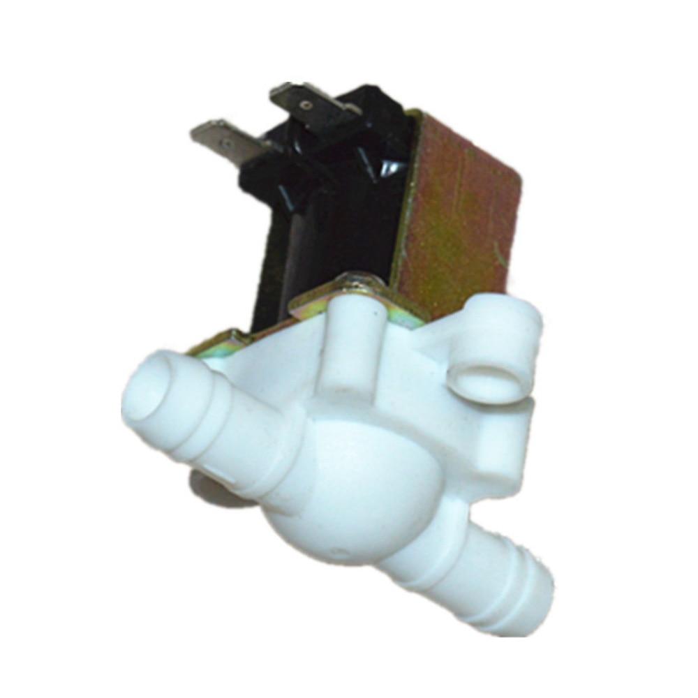Free shipping 1pcs new Solenoid valve water 10mm 12V 24V 220V Plastic valve,water ,
