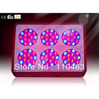 2013 New Year Promotional Price Grow Light 6 Band Full Spectrum 270w Apollo LED Grow Light