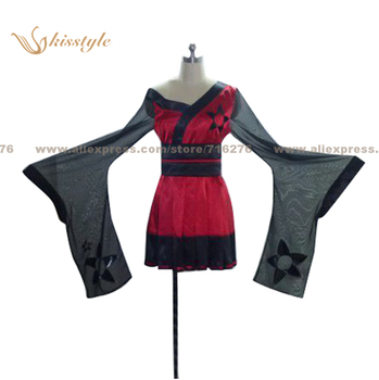 Kisstyle Fashion Jigokugata Ningen Doubutsuen Tyototsu Moushin Girl Uniform COS Clothing Cosplay Costume,Customized Accepted
