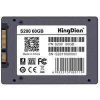 KingDian S200 MLC 2 5 7mm SATA III 6Gb S Original Brand MLC SSD Internal Solid