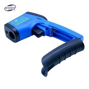Image 4 - Digital Laser Non contact infrared thermometer GM321  50~380C ( 58~716F) 0.1 1.0 Adjustable IR Laser Point Gun Pyrometer