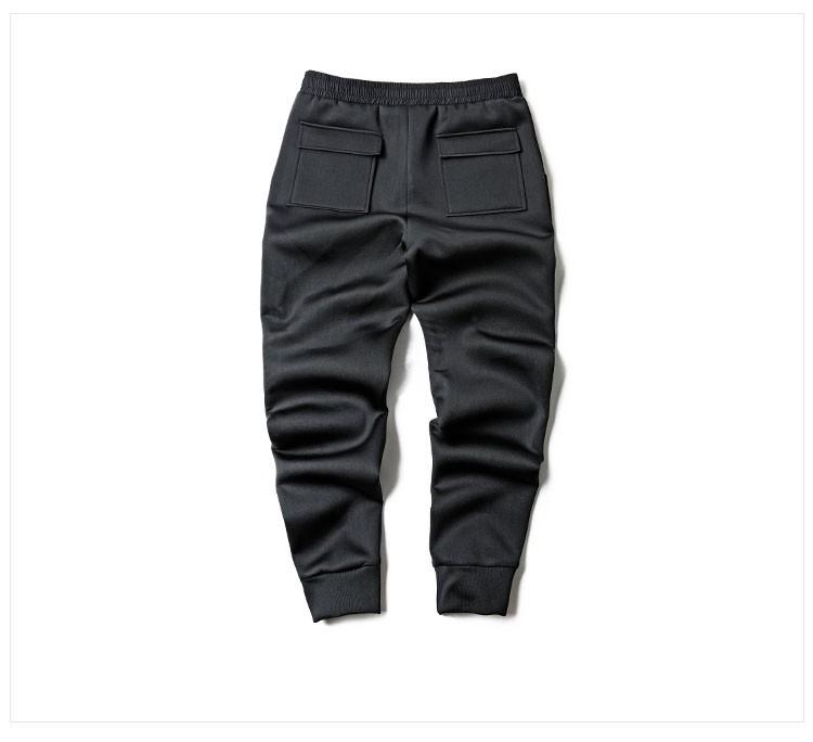 Men Sport Pant Space Cotton Joggers Harem Pants Fashion Hiphop Sport Tracksuit Mens Solid Black Jogging Trousers Sweatpants 3XL (7)