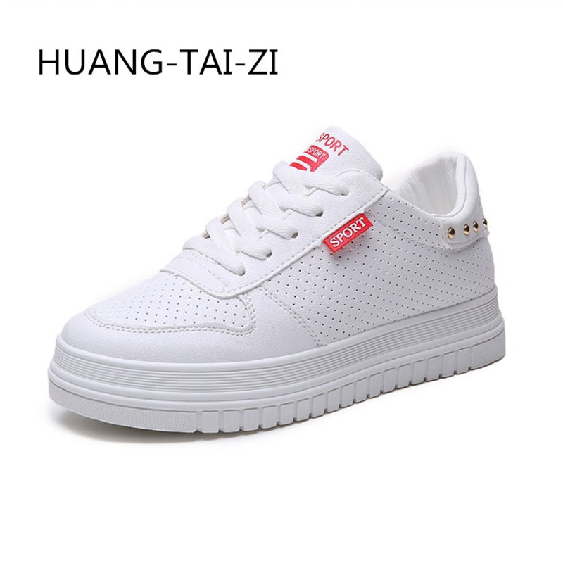 Women white sneakers casual shoes fashion bling trainers 2018 new arrival hite shoes Lips wedges sneakers chaussure femme