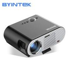 BYINTEK MOON GP90 1280×800 Cinema USB Full HD Video WXGA LED HDMI VGA 1080P Home Theater Projector Beamer Projetor Proyector