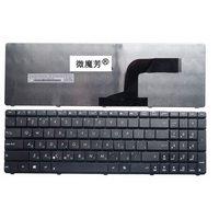 RU Nero Nuovo PER ASUS K73SV X75A X75VB X75VC X75VD g51 g51j g60 g60j g60v ux50 ux50v u50a Tastiera Del Computer Portatile russo|laptop keyboard|russian laptop keyboardkeyboard for asus -
