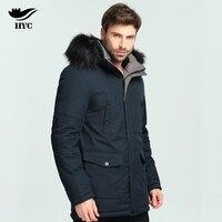 Hai Yu Cheng Men S Long Parkas Warm Outerwear Winter Jacket Coat Plus Size Parka Male