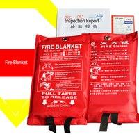 Противопожарное одеяло из стекловолокна противопожарное средство аварийная противопожарная защита Защитная крышка для крова в случае пож...