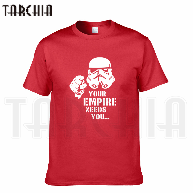 TARCHIA 2019 brand your empire needs you t-shirt cotton tops tees men short sleeve boy casual homme tshirt t shirt plus fashion