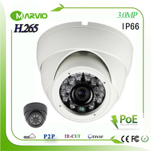 H.265/H.264 1080P 3MP 30fps 2MP Full HD Outdoor Network IP Camera POE webcam ip cam home security system Video camara Onvif