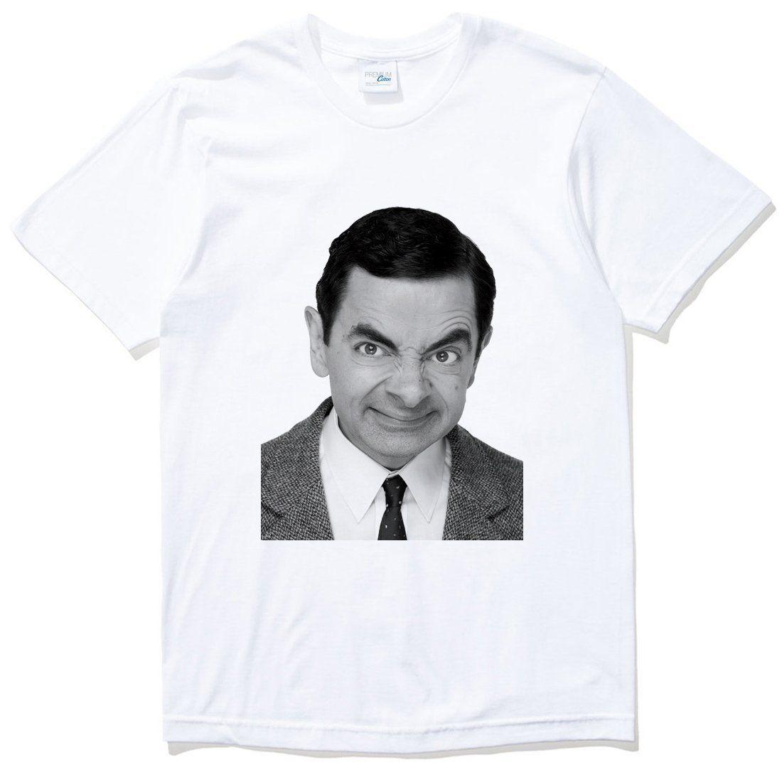 Новый Мистер Бин британские комедии ролях фото мужчин белый футболка