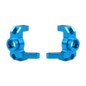 Image 4 - Wltoys 12428 12423 12429 rc carro peças de reposição atualizar metal classis/eixo traseiro/braço/caixa wavefront/engrenagem etc. 12428 peças acessórios