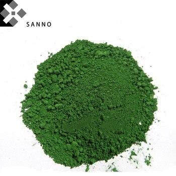 คุณภาพสูง 99.9% โครเมี่ยมออกไซด์สีเขียว Cr2O3 powder Chrome สีเขียวผงดิบสำหรับเซรามิคความร้อนสเปรย์