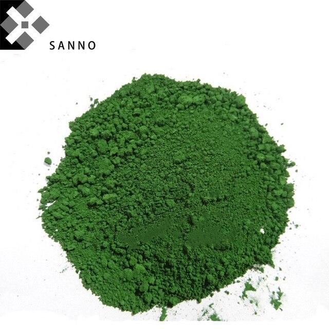 คุณภาพสูง 99.9% โครเมี่ยมออกไซด์สีเขียว Cr2O3 powder Chrome สีเขียวผงดิบสำหรับเซรามิคความร้อนสเปรย์-ใน เครื่องมือกลึง จาก เครื่องมือ บน