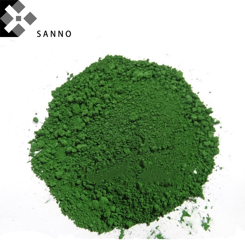 High Quality 99.9% Chromium Oxide Green Cr2O3 Powder Chrome Green Raw Material Powder For Ceramic Thermal Spray