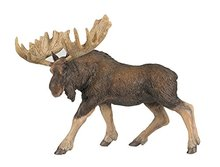 Moose animals Anime models toys hobbies action toy figures anime games birthday gifts