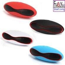 2017 New Fashion Mini Portable Rugby Bluetooth Speaker Boombox Wireless Sports Loudspeaker Music Player Support TF/USB SoundBar