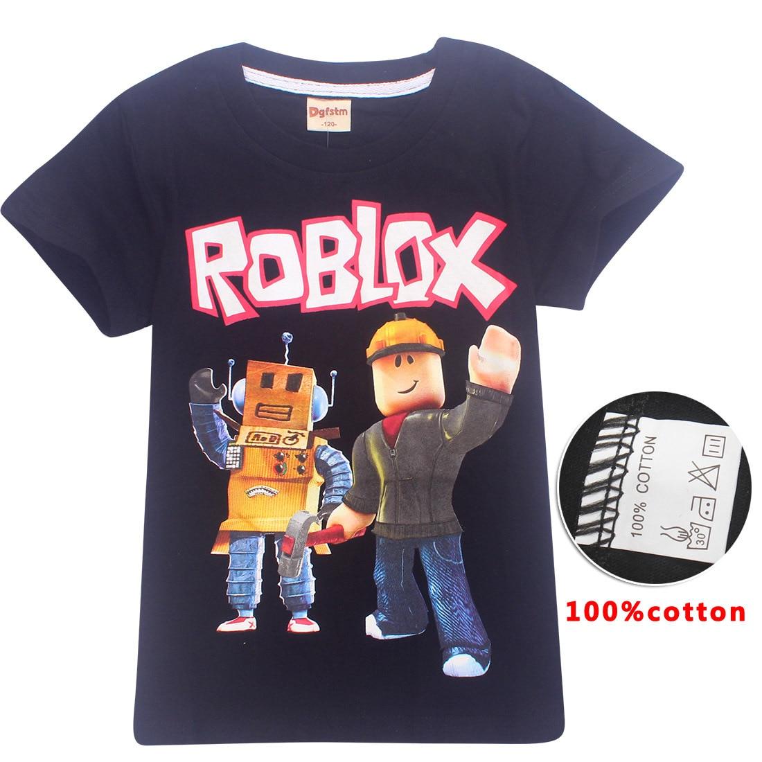 Dropwow Childrens Day Kids Boys T Shirt Girls Tops Tees Cartoon