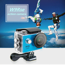 JENMV Motion Digicam GoPro W9RSE WIFI 1080P Full HD Distant Controller Diving 30M With Waterproof Case 2-inch LCD Sport Cam Digicam