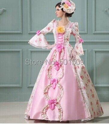 Robe longue médiévale femme robe Renaissance Sissi princesse période Costume robe victorienne Belle balle