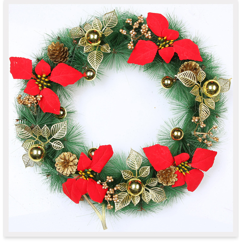 New year for christmas christmas decoration for home New flower decoration