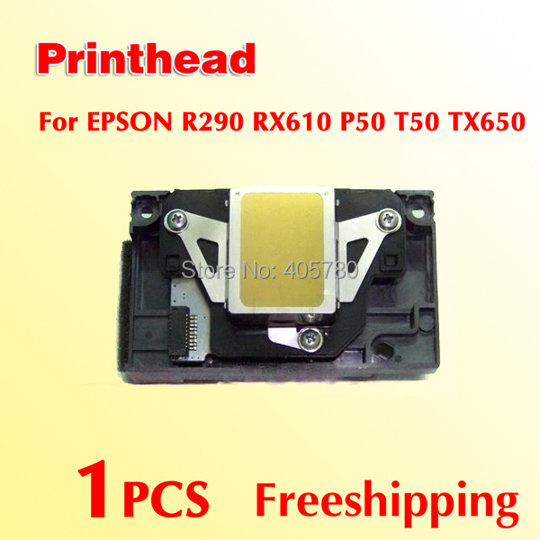 Excellent R290 print head compatible for EPSON R290/R330/L801/T50/TX650/P50 R290 printer head freeshipping ярославль продаю принтер epson r290