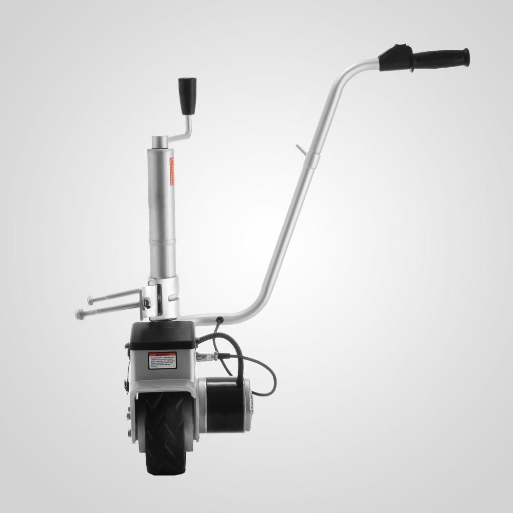Motorised Trailer Jockey Wheel 12v Mover Electric Power W