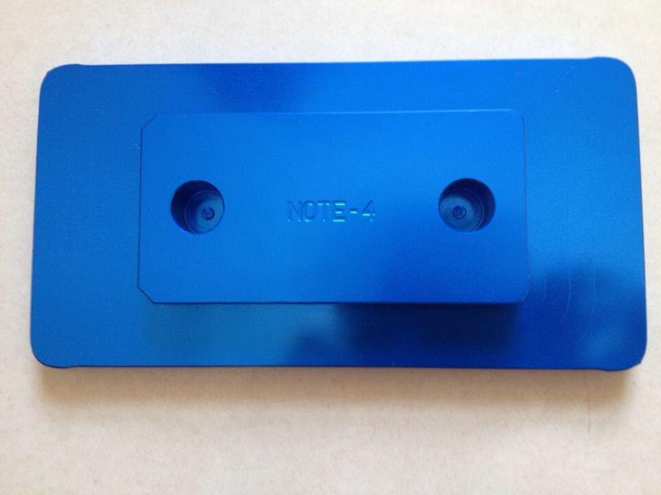 3D Sublimationsform Form Jig Jigs für Samsung Note 4 - Handy-Zubehör und Ersatzteile - Foto 2