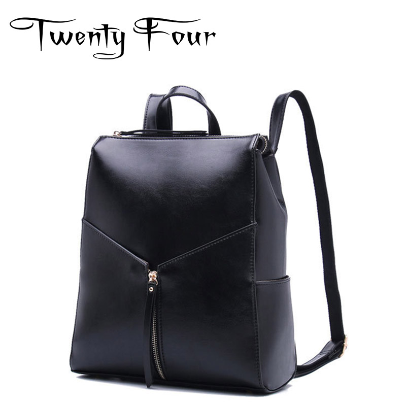 Twenty-four Luxury Women Backpacks Genuine Leather Brand Designer Backpack Real Cow Leather Fashion Female Mochilas High Quality twenty four women backpacks genuine leather ladies travel backpack for teenagers girls bucket bag vintage real leather mochilas