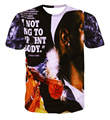 New Fashion Star Lebron James 3D Print Graphic T Shirt Causal Short Sleeve T-shirt Jerseys Summer O-neck Hip Hop Tops