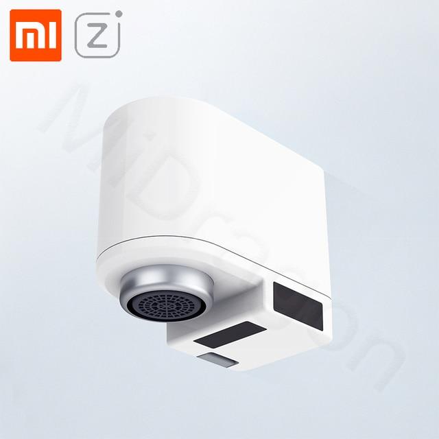 Xiaomi ZAJIA תחושה אוטומטית אינפרא אדום אינדוקציה מים חיסכון מכשיר אינטליגנטי אינדוקציה למטבח אמבטיה כיור ברז מים