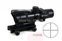 Free Shipping New 4x32 Optical Scope Night Vision Rifle Scope FR 179