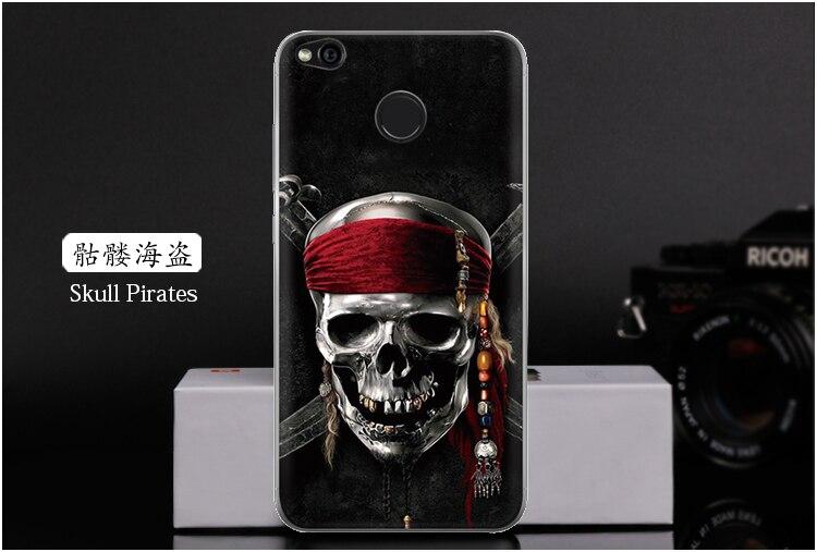 Drop Shipping TPU Soft Phone Case för Xiaomi Redmi 4X 4 X 5-tums - Reservdelar och tillbehör för mobiltelefoner - Foto 3