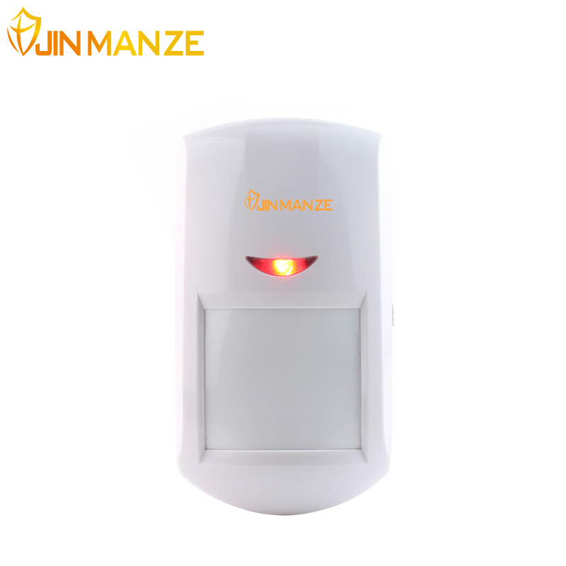 New 1Pcs Wireless Passive High-grade Infrared detector 433MHz PIR Motion Sensor for G11 PG500 Home Alarm System Free shipping 1 pcs x hc sr505 mini infrared pir motion sensor precise infrared detector module new