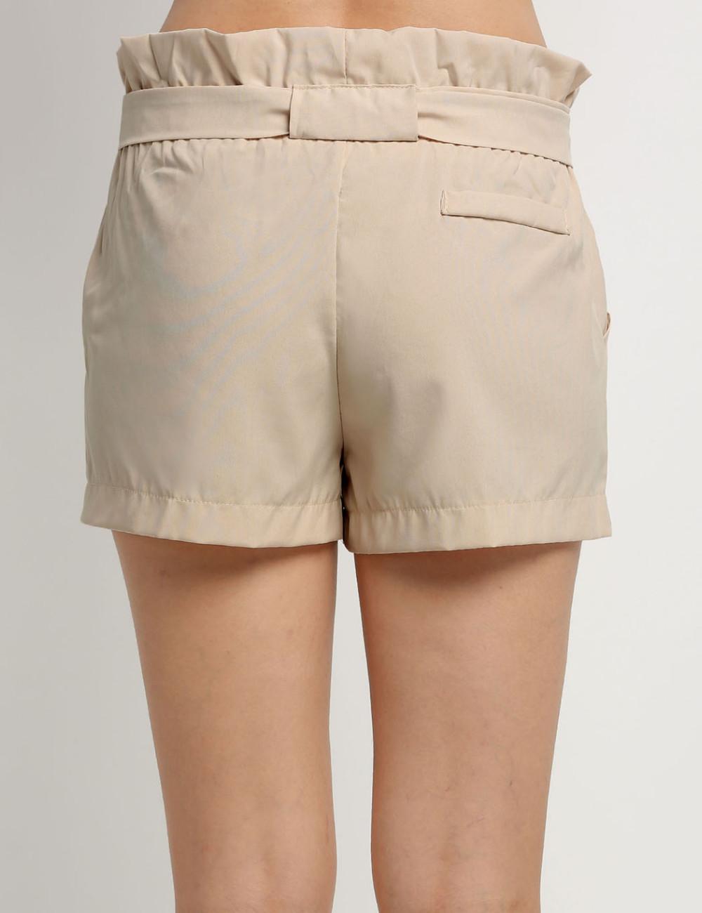 HTB15qEANFXXXXXPXVXXq6xXFXXXP - High Waist Shorts Loose Shorts With Belt Woman PTC 59