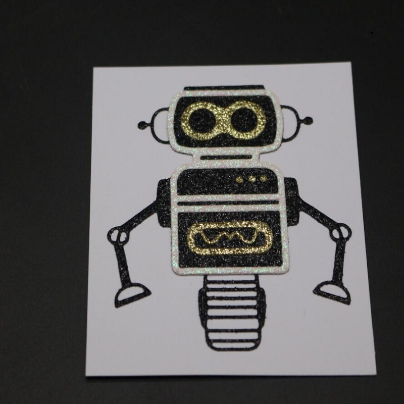 FeLicearts robotic Metal Cutting Dies Stencils for DIY Scrapbooking Album Photo Paper Cards Home Decorative Embossing die cut in Cutting Dies from Home Garden