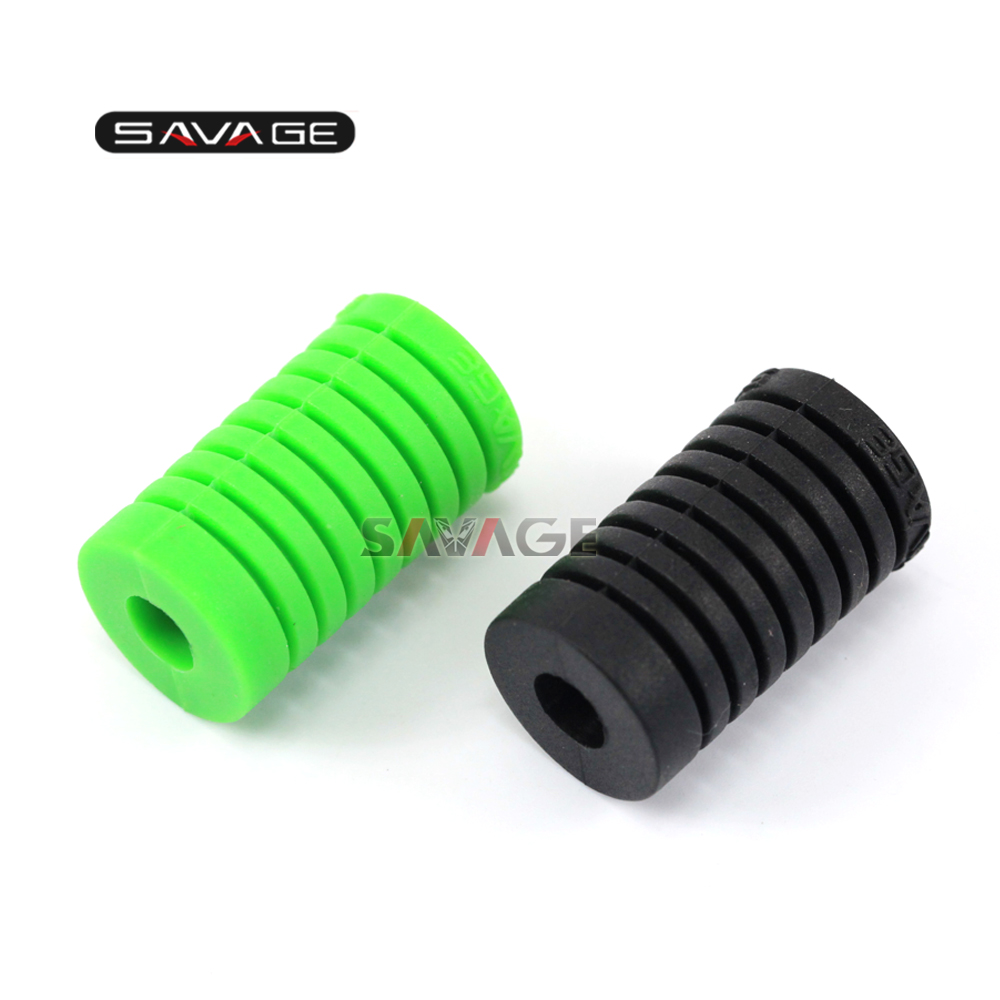FOR KAWASAKI ZZ-R 400/ZZR 600/ZZ-R 1000C/ZR /ZZR 1100 D MOTORCYCLE GEAR PEDAL SILICA GEL PAD FOR FOOT-OPERATED SHIFT LEVER morais r the hundred foot journey
