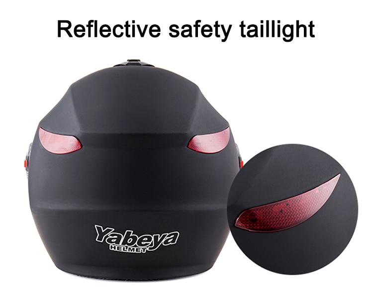 Image 5 - Мото rcycle винтажный шлем четыре сезона гонки половина шлемы мотоциклетный шлем мотоциклетный cascos para moto для женщин/мужчин-in Шлемы from Автомобили и мотоциклы