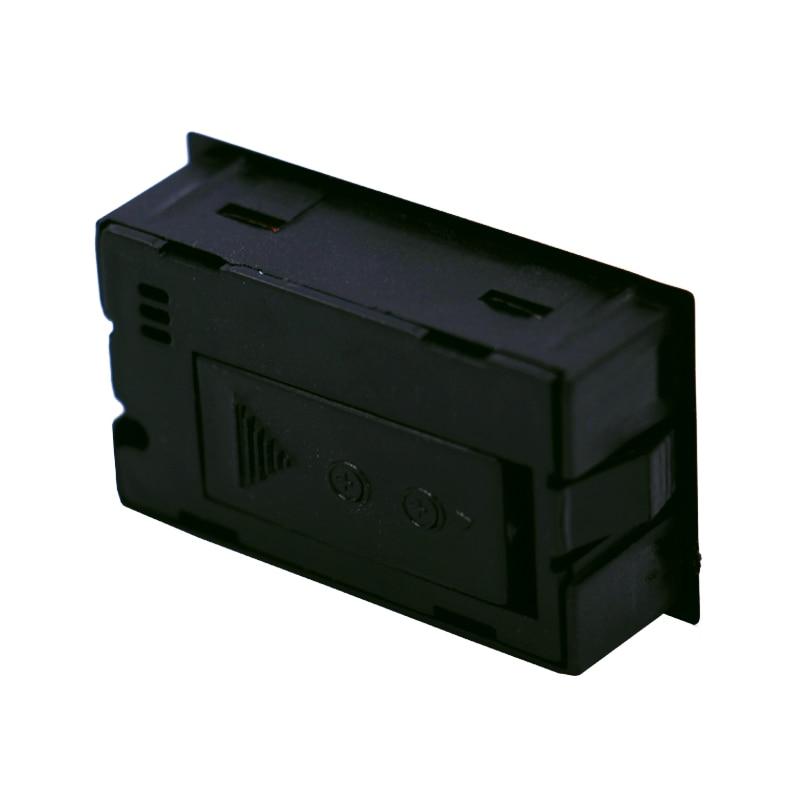 Mini głowica wykrywająca Cyfrowy higrometr LCD Temperatura Miernik - Przyrządy pomiarowe - Zdjęcie 5