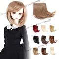 1pcs 10*100CM Doll Wigs/Hair BJD SD DIY Big Bend hairstyle High-temperature Wire Handmade Doll Wigs Color optional