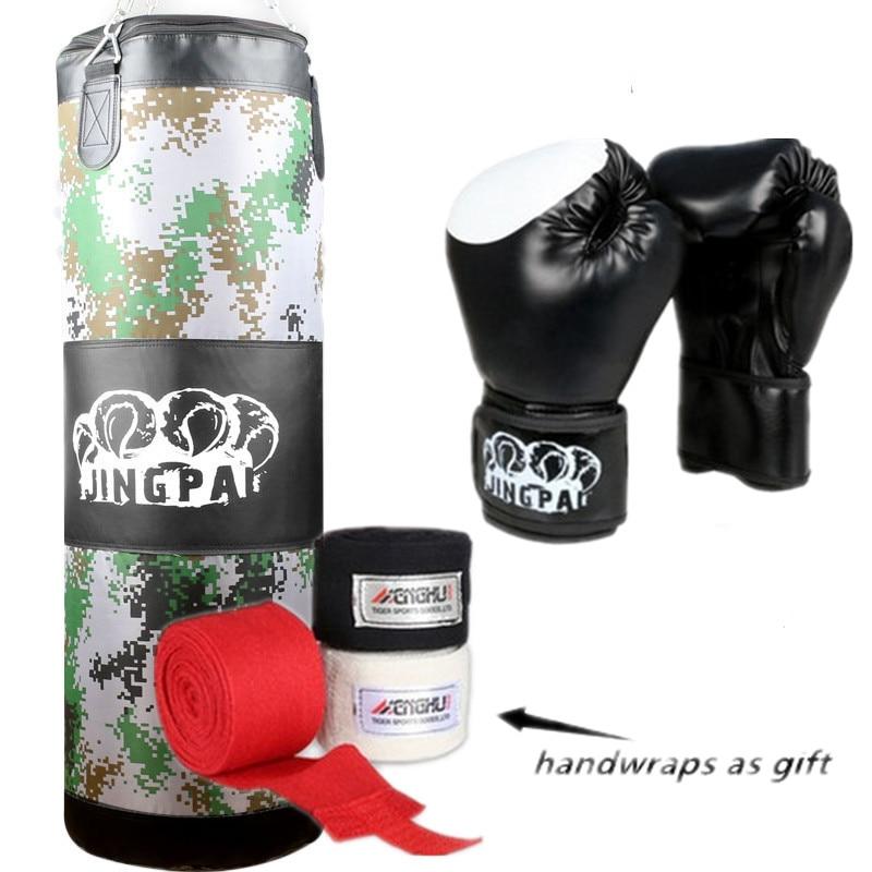 Punching bag hook up