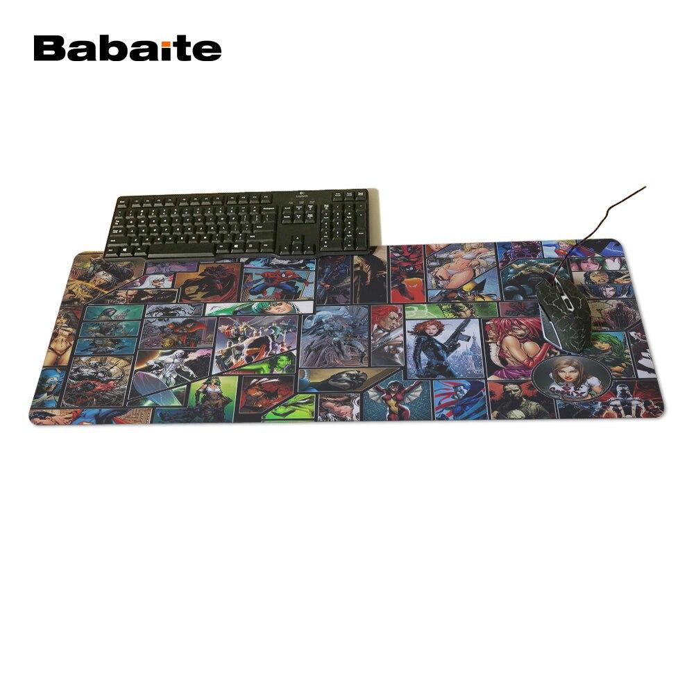 Babaite Rubber Anti slip Mice Mat DIY Design Pattern ...
